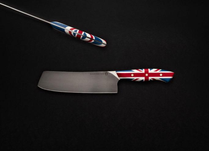 Union Jack Savernake Knife