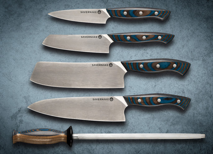 Lazuli Knife Set