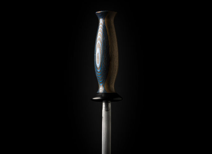Lazuli honing steel