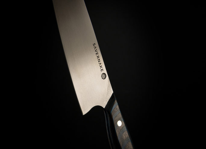 Concave Lazuli Blade