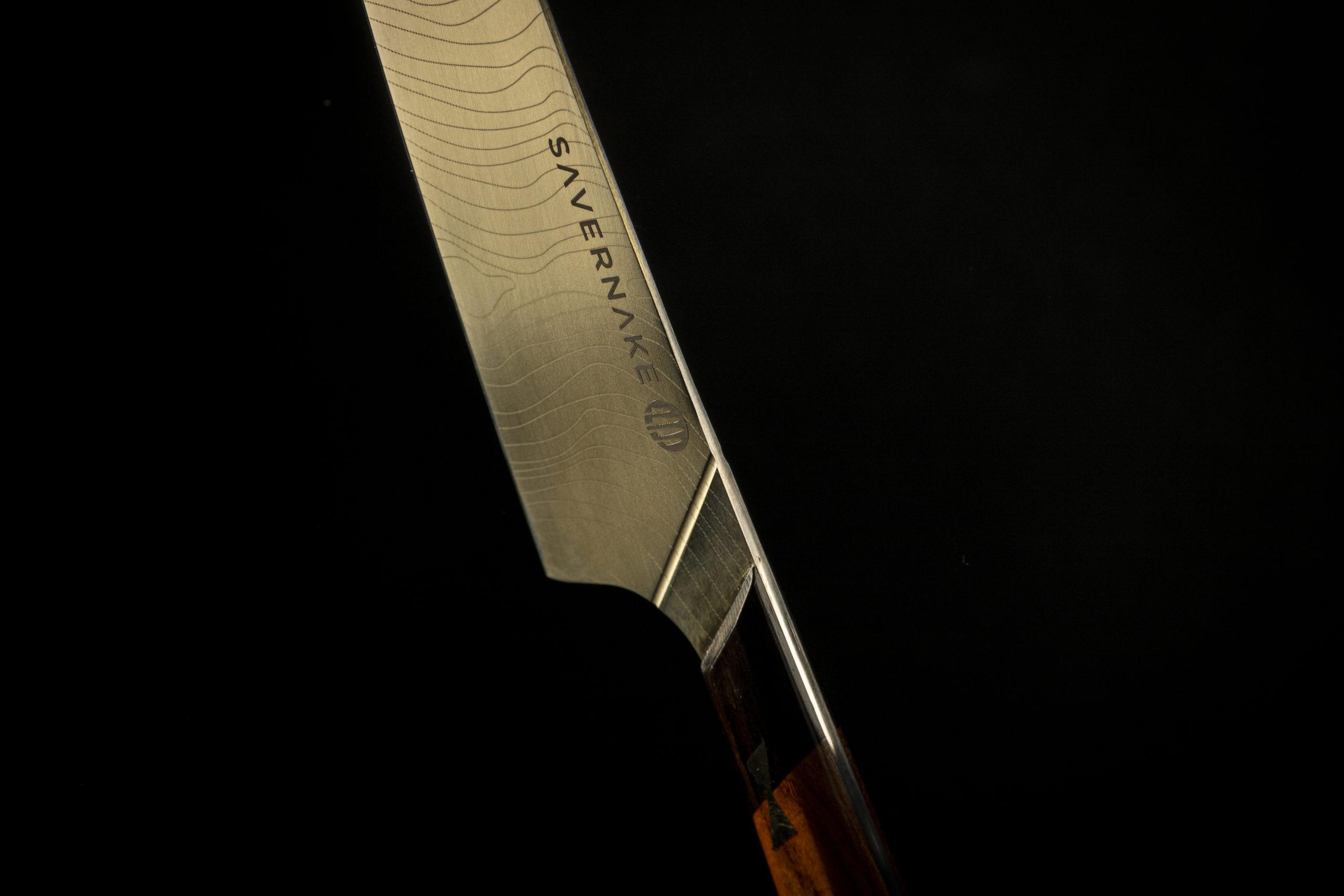 Lanserring Knife