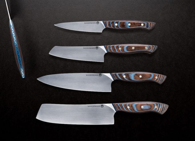 The Lazuli Knife Collection