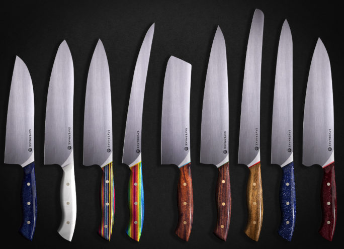 Large Custom Knives