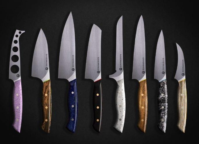 Small custom knives