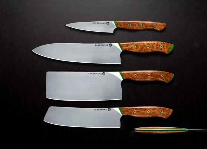 The Mallee Kitchen Knife Set