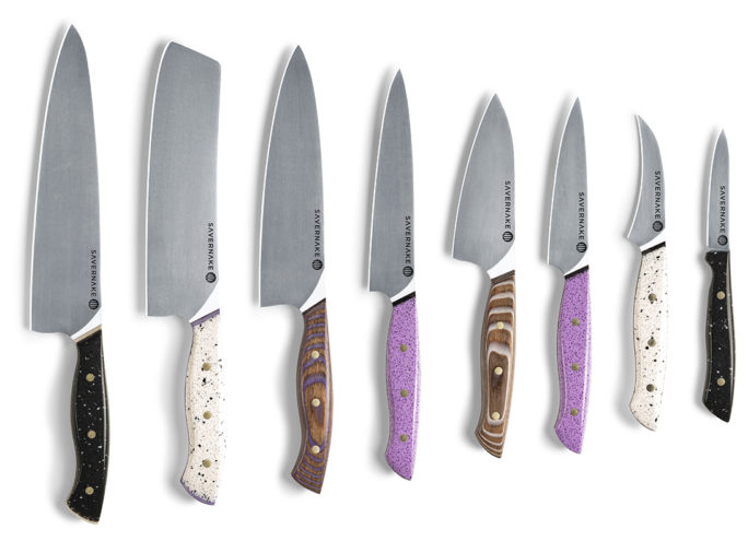 Jasmine Hemsley Knife Collection