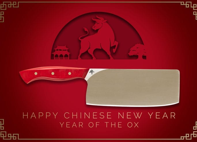 Year of the Ox Cleaver