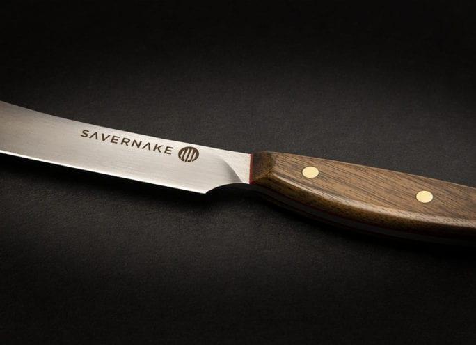 Steak knife handle