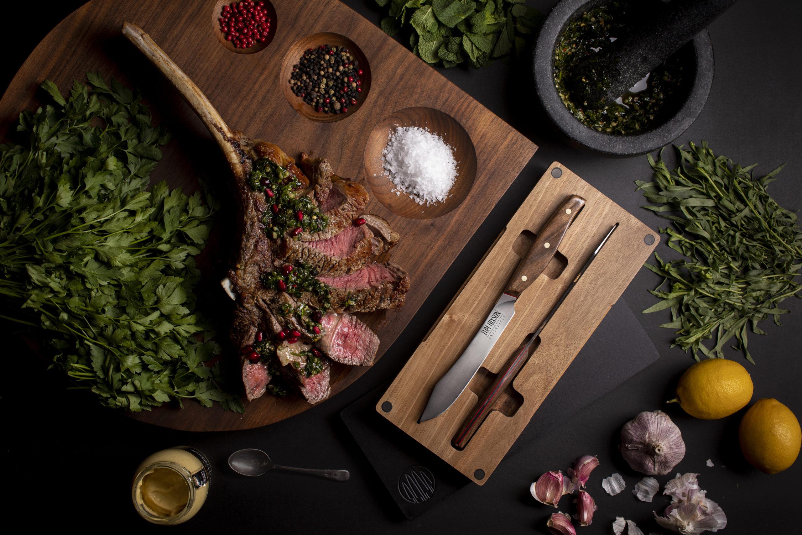 Hixson Steak Knife Pair
